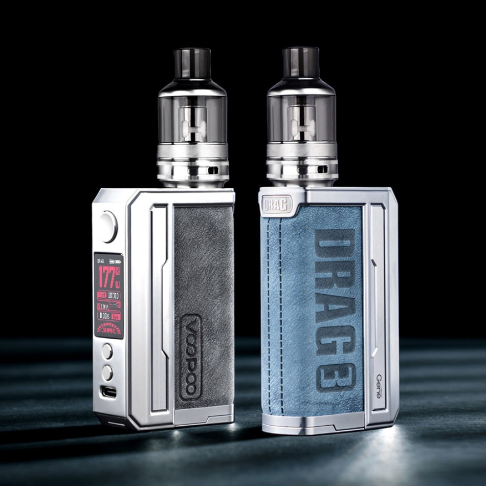 Prime Vapour Hardware - [Voopoo Drag 3 Box Kit]