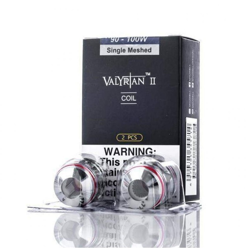 Prime Vapour Hardware - [Valyrian II Coils]