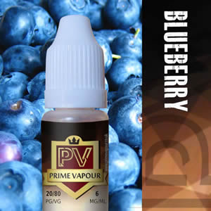 Prime vapour Blueberry Overlay