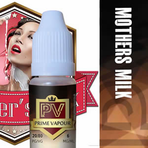 Prime vapour Mothers Milk Overlay