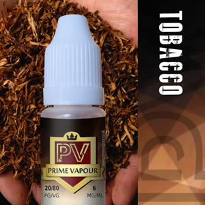 Prime vapour Tobacco Overlay