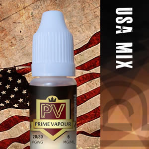 Prime vapour USA Mix Overlay