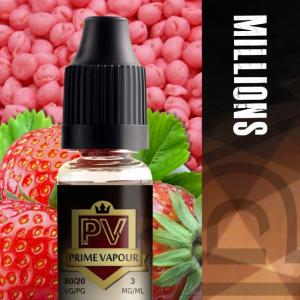 Prime vapour Millions Overlay