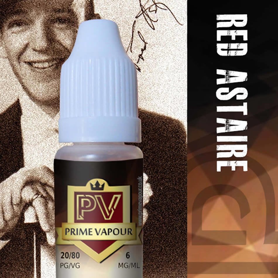 Prime Vapour e-Liquid - [Red Astaire]